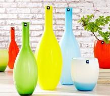 Kaip pasidaryti stilingą vazą iš butelio