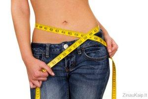 Kaip laikytis iškrovos dietos