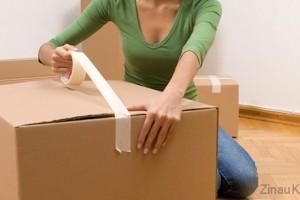 Kaip supakuoti siuntinį