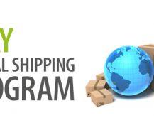 Ebay Global Shipping Program – Nesinaudokite sutaupysite ir laiko ir pinigų